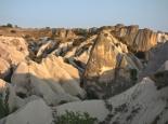 Felsformationen beim Love-Valley