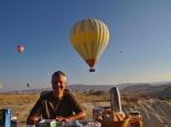 Ballone zum Frühstück