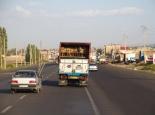 Die ersten Kilometer im Iran
