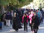 Frühsport in Tabriz im El Goli Park