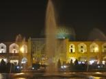 abends am Imam-Platz