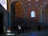in der Lotfulla-Moschee