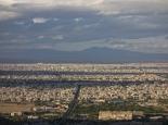 Isfahan von oben