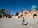 Mausoleum in Mahan