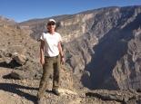 Wanderung am Canyonrand
