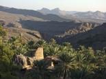 idyllisches Dorf Misfah