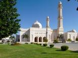 die große Moschee in Salalah
