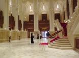 in der Oper von Muscat