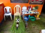 Kaffeehaus in Jinka