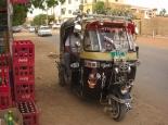 Tuk-Tuk in Khartoum