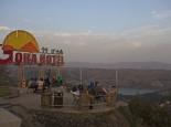 Gondar - Blick vom Goha-Hotel