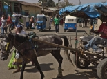 Marktbesuch in Gondar