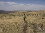 Wanderung zum Aussichtspunkt Imet Gogo
