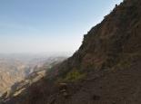Passstraße Debark nach Axum