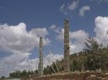 Die Stelen von Axum