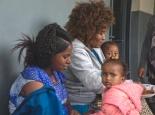 Besuch im Kindergarten in Adigrat
