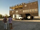 der größte Wohnwagen der Welt