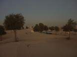 Wüstencamp mit unserem Scheich