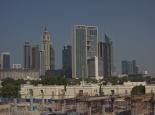 überall wird gebaut in Dubai