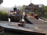 Abendstimmung am Lake Bunyonyi