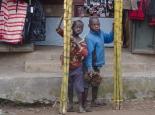 auf dem Markt in Kisoro