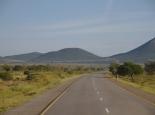 am Rande der Serengeti