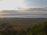 Morgenstimmung über der Masai Mara
