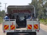 Fahrschule in Nairobi