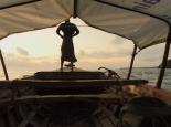 Überfahrt nach Sansibar