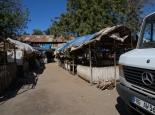 Marktstände in Kilwa