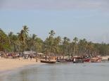 Fischmarkt am Strand