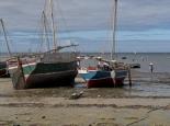 Fischerhafen in Macimboa