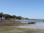 Strand in Pangane