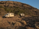 Traumplatz im Niassa Reserve