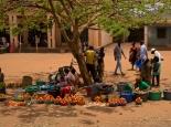 Dorfszene Malawi
