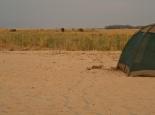 unser zweites Camp