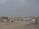 Gewitterstimmung in Opuwo