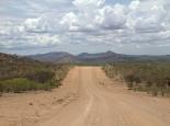 Fahrt nach Norden zum Kunene