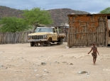 im Dorf Epupa