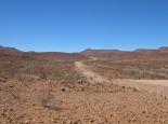 Landschaft bei Sesfontein