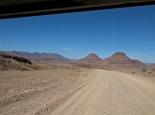 Landschaft bei Tweifelfontein