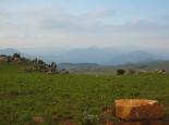 Berge bis zum Horizont im Malolotja NR