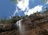 Brautschleier Wasserfall bei Sabie
