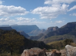 Blyde River Canyon ...