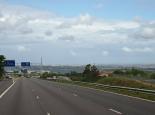 Blick auf Durban