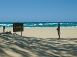 Toller Strand am Cape Vidal