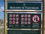 Viele Verbote im Nationalpark
