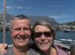 Der Tafelberg und wir