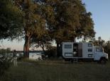einsames Camp ...