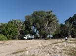 Übernachtungsplatz in Boro